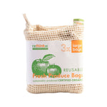 Rethink Reusable Fresh Produce Bags - x3 large pack