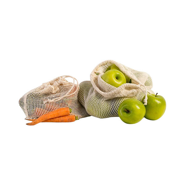 Rethink Reusable Fresh Produce Bags - x3 multi pack
