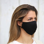 Reusable Linen Face Mask