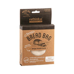 Rethink Reusable Cotton Bread Storage Bag - Short