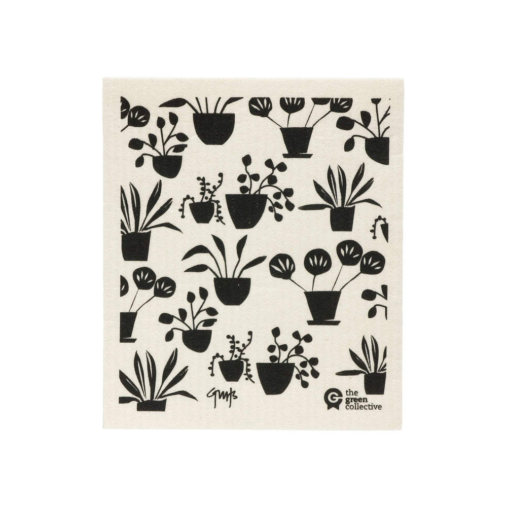 SPRUCE Eco Cleaning Cloths - assorted prints