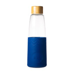 Sol Glass Water Bottle - Bondi Blue