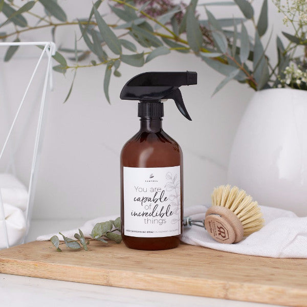 Santosa Good For Everything Spray Peppermint + Eucalyptus - 500ml