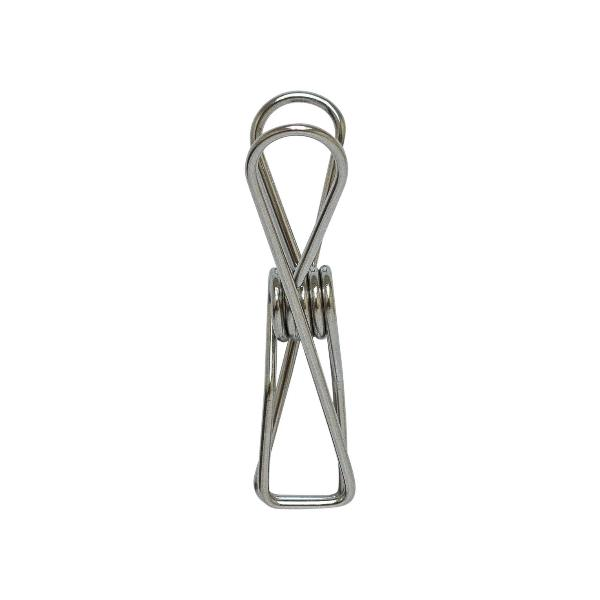 Stainless Steel Clothes Pegs - Plastic Free Pegs