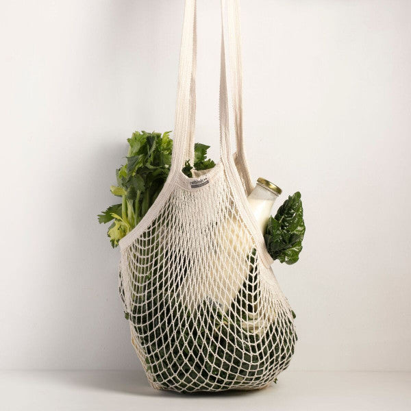 Rethink Cotton String Shopping Bag - Long Handle