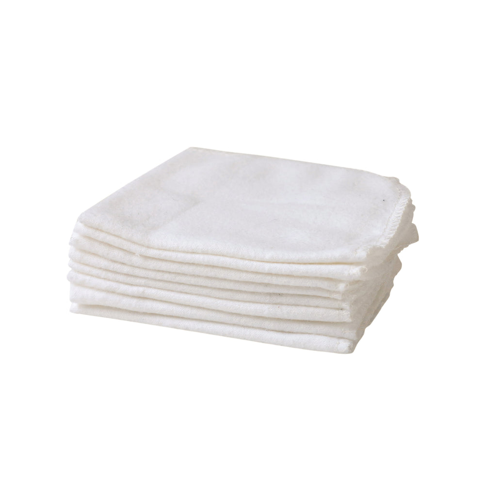 Unpaper Towels - White - Set of 8