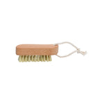 Wooden Nailbrush with rope