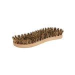Wooden Natural Fibre Scrubbing Brush