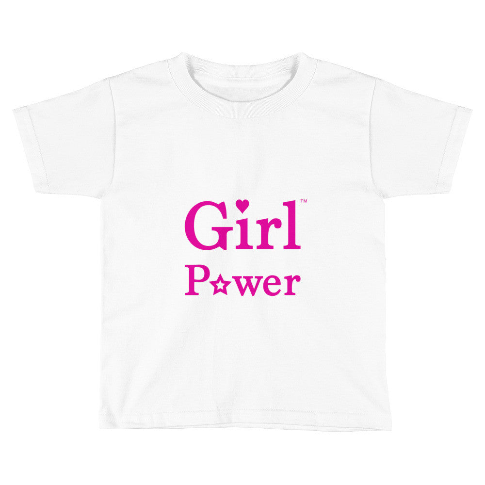 Toddler Tee (Pink Big Text)