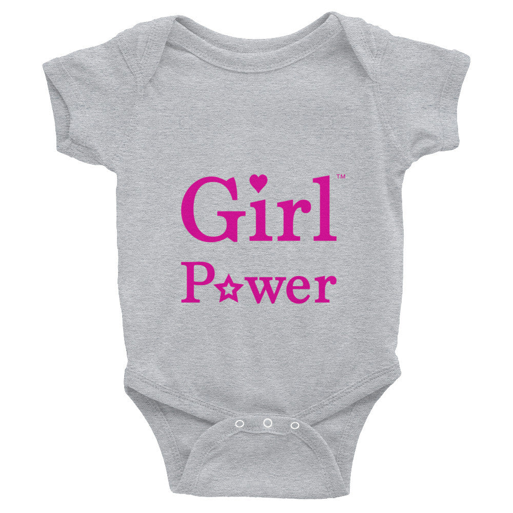 Baby Onesie (Pink Big Text)