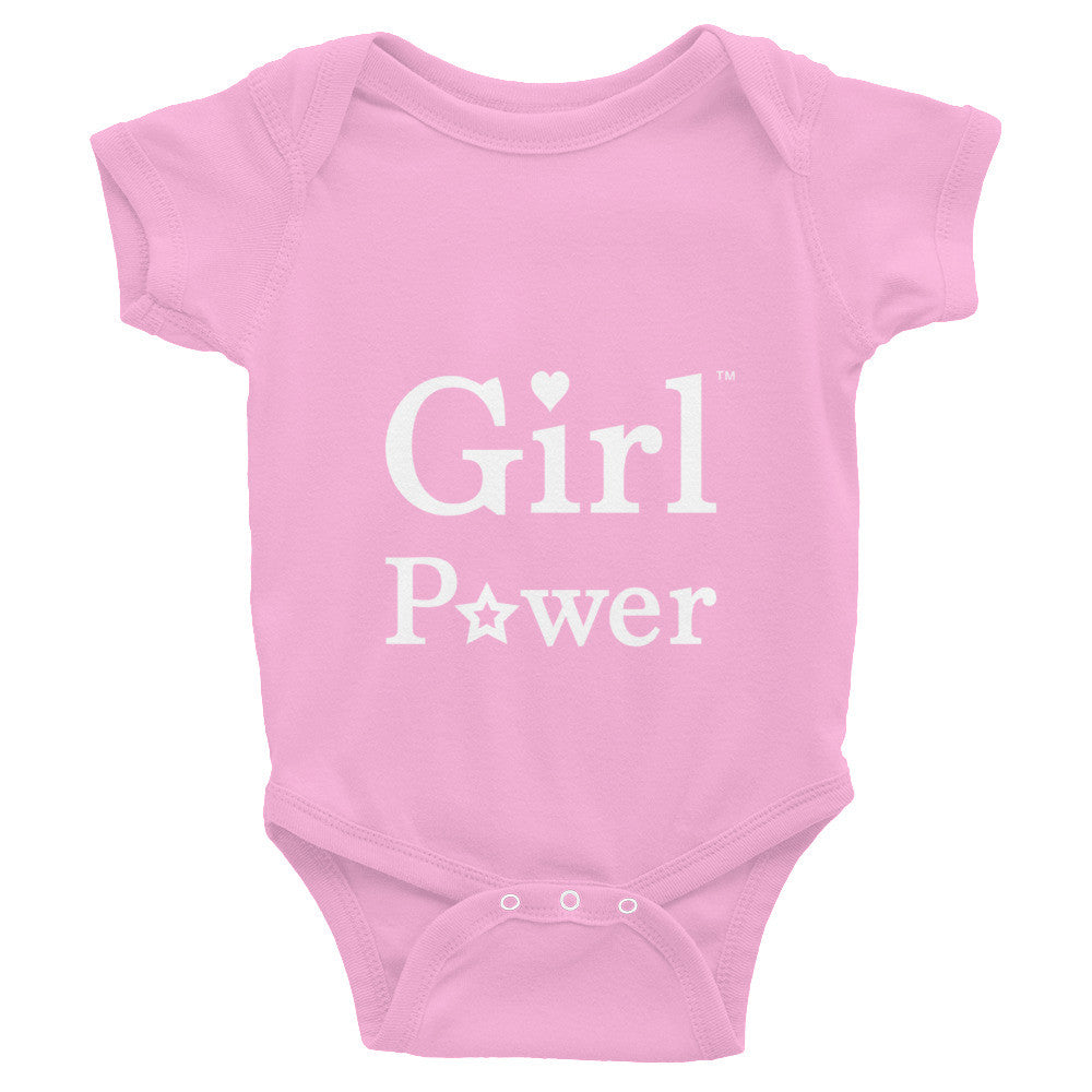 Baby Onesie (White Big Text)