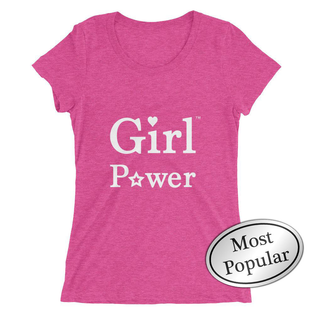 Girl Power Luxury Soft Tee Shirt