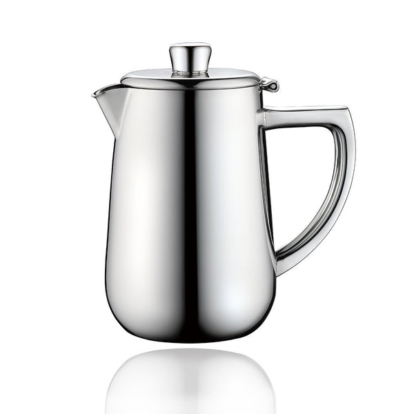 Coffee Server (34oz) - Stainless Steel Coffee Serving Carafe