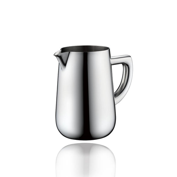 Creamer Pitcher (8.5oz) - Hand Polished and Stainless Steel Table Serveware