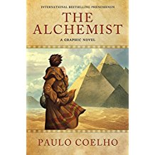 The Alchemist, Paulo Coelho. Best books for spiritual transformation.