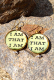 "Oneness ""I AM"" Earrings"