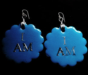 "Teal Zeal:  ""I AM"" That ""I AM"""