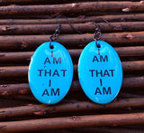 "Teal Zeal:  ""I AM, THAT, I AM"""