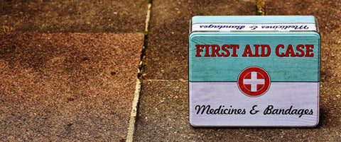 Spiritual First Aid Kit - Basic Tool Kit