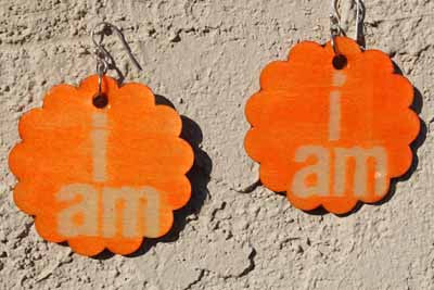 """I AM"" Orange Blossoms"