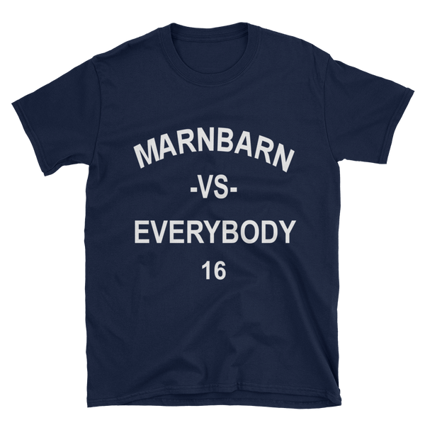 Marner vs Everybody Home Tee