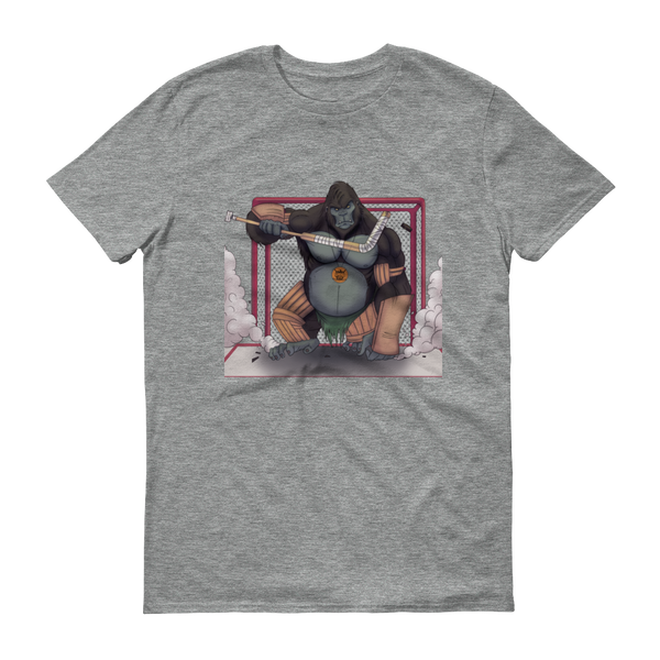 Pucks Out for Harambe Men's Tee