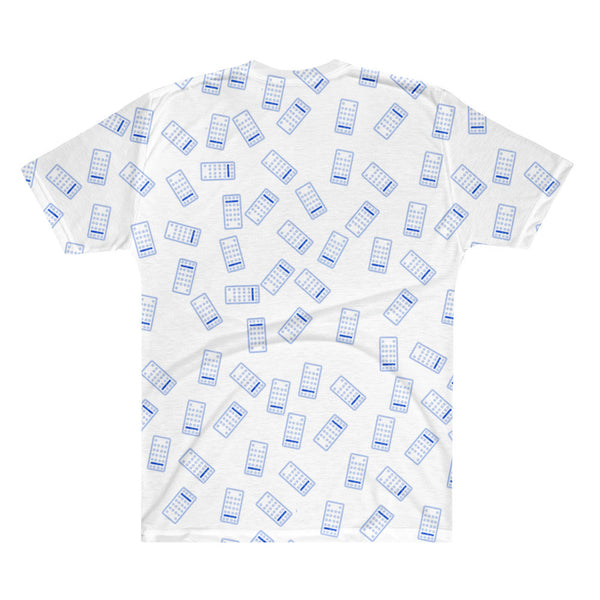 Waffle Party Men's V-Neck