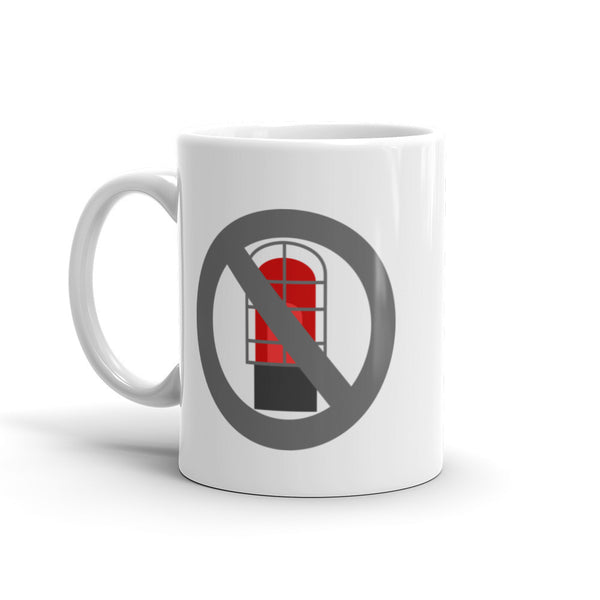 No Lamp Zone Mug