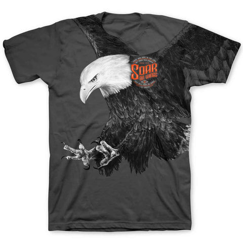 Eagle All-Over Print T-Shirt
