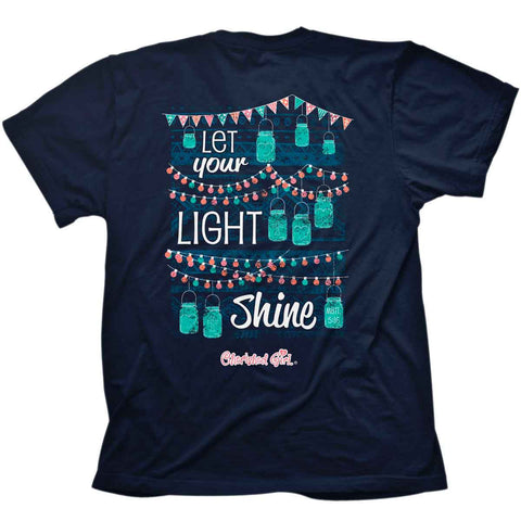 Jar Lights Cherished Girl Adult T-Shirt
