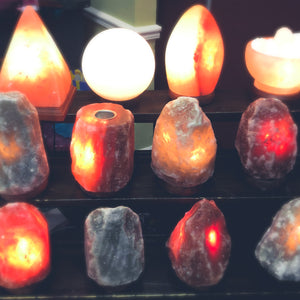 What is a Himalayan Salt Lamp?