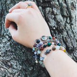 Grounded Confidence and Balance Bracelet - For the Love of Natural Living, LLC