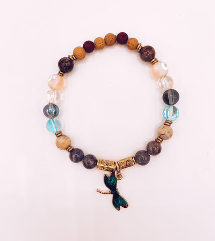Handmade Gemstone and Chakra Bracelets - For the Love of Natural Living, LLC