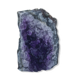 Amethyst Cluster with Base - For the Love of Natural Living, LLC