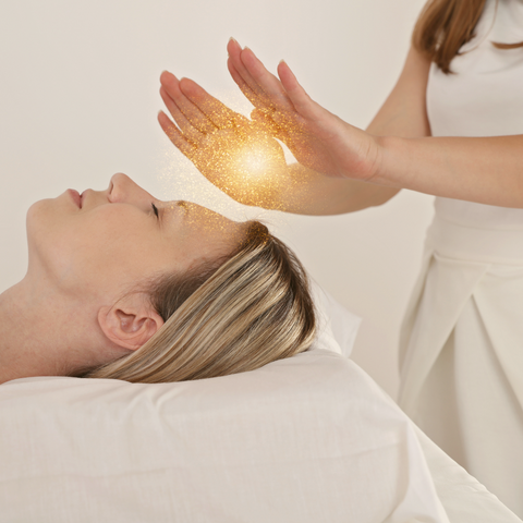 In-Person Reiki Session at Red Feather Healing - For the Love of Natural Living, LLC