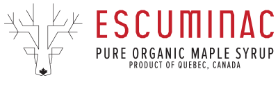 Award Winning Escuminac Maple Syrup