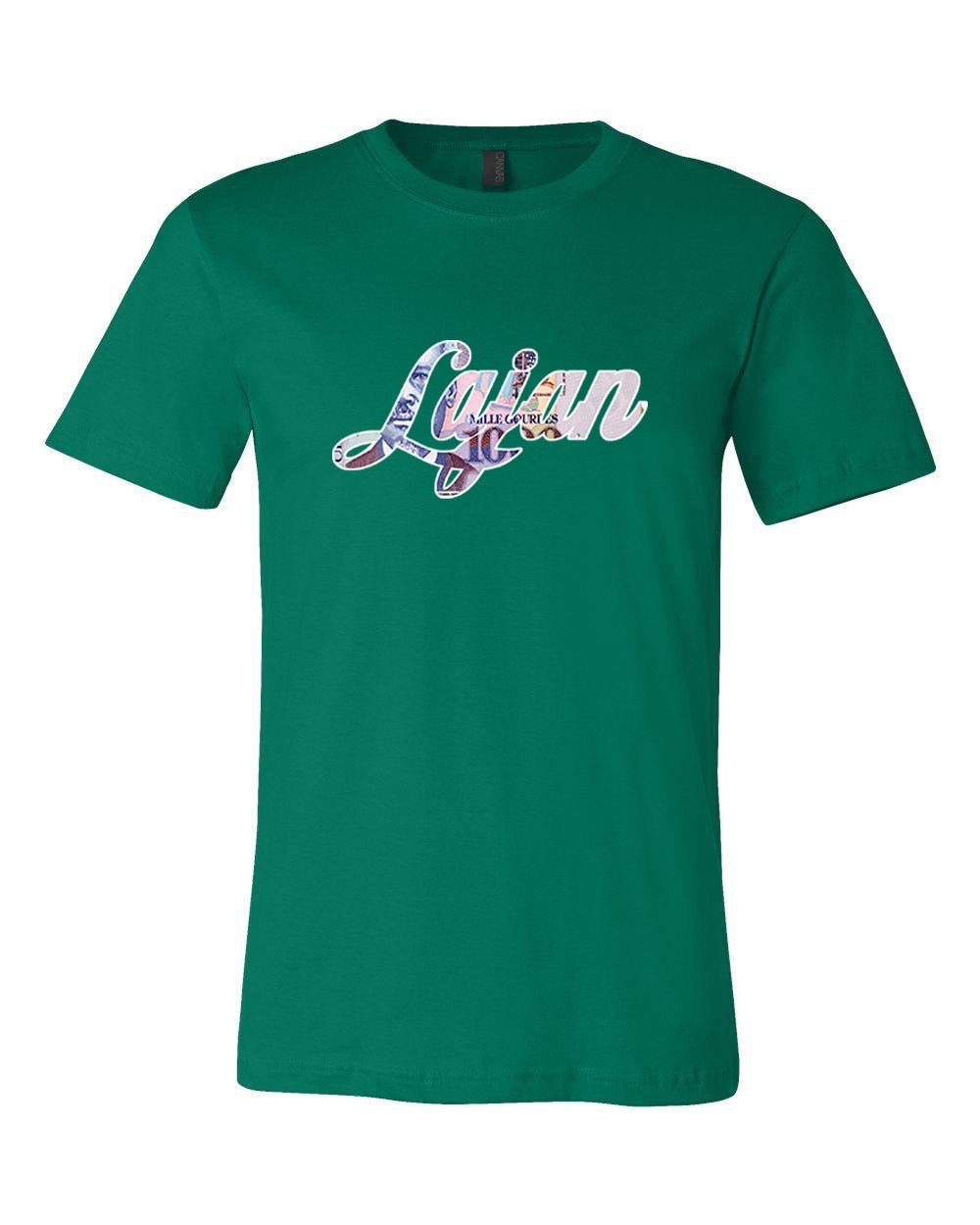 Lajan T-shirt Forest Green