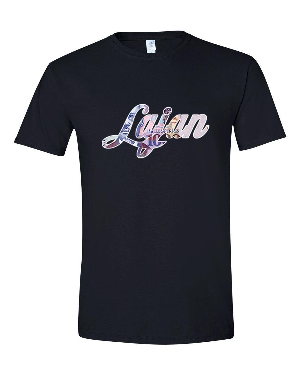 Lajan T-shirt Black