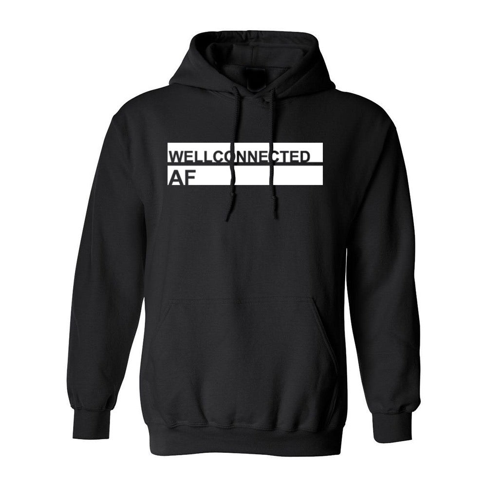 Well Connected AF Hoodie