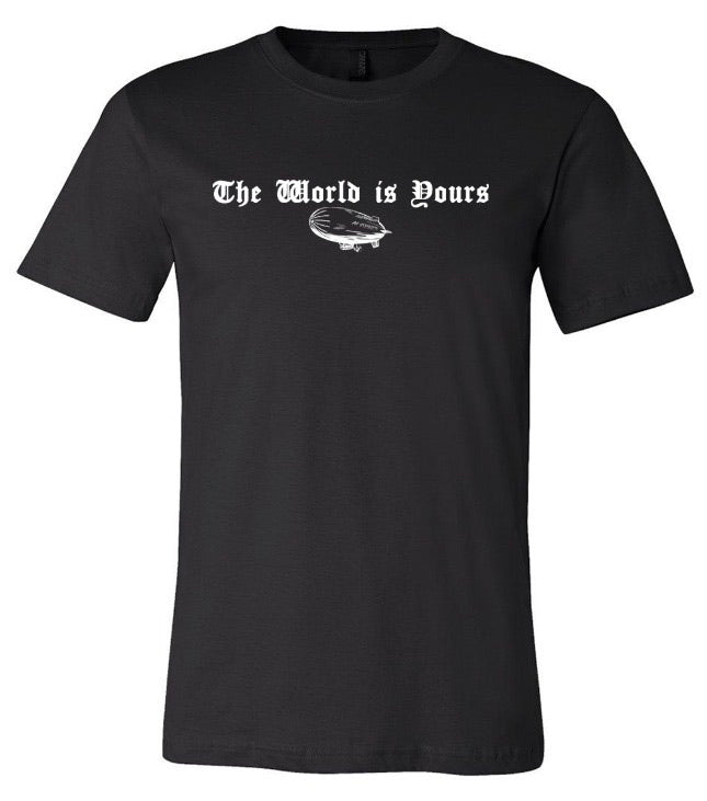 World T-shirt Black