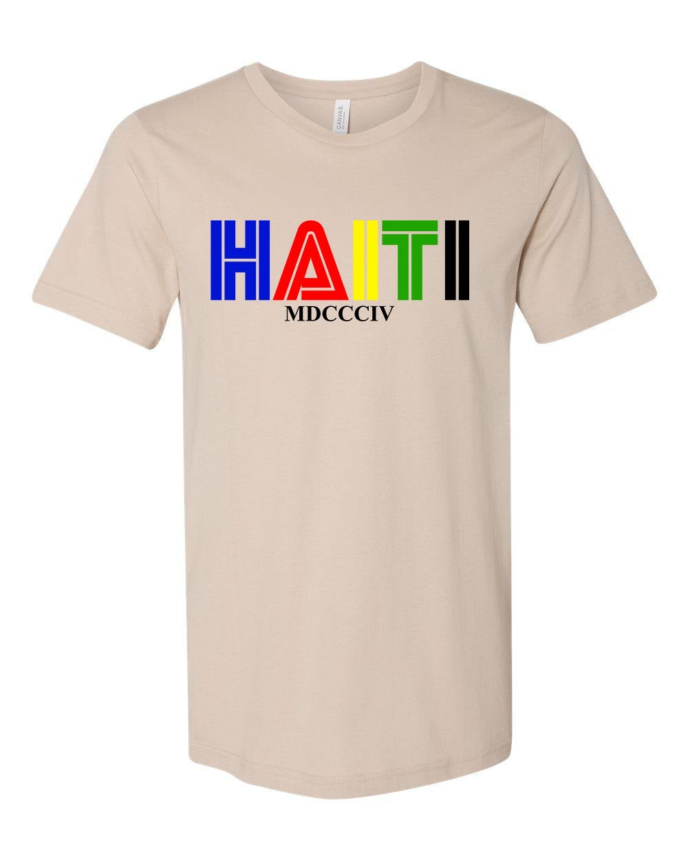 Haiti in color Tan