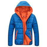Hooded Winter Jacket for Men