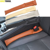 LEATHER CAR SEAT GAP STOPPER