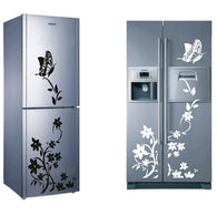 Refrigerator Butterfly Stickers