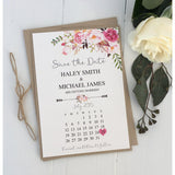 Rustic Boho Chic-Save the Date-Love of Creating Design Co.