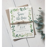 Modern Rustic Save the Date-Save the Date-Love of Creating Design Co.