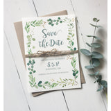Rustic Chic Save the Date-Save the Date-Love of Creating Design Co.