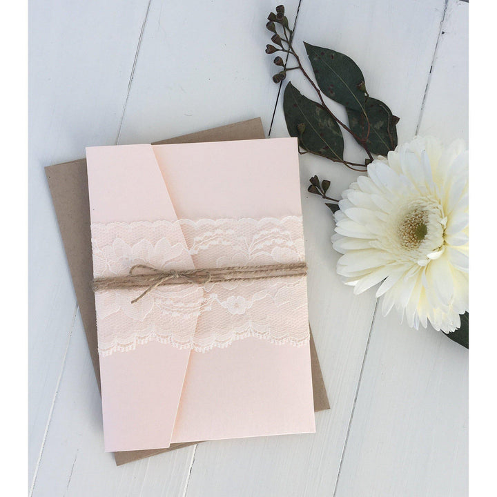pink invitation, rose wedding, blush pink wedding invitation