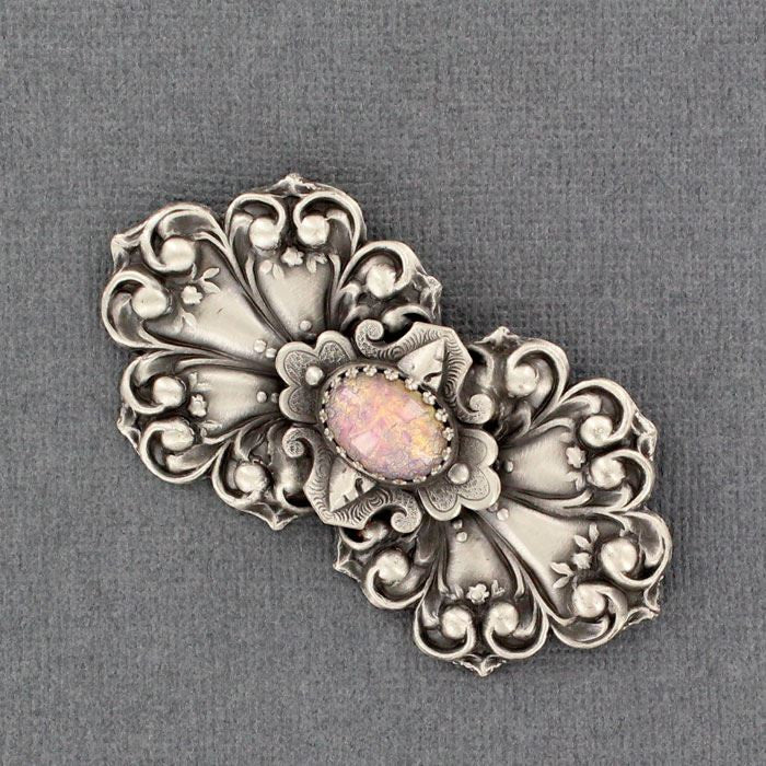 Victorian Style Reproduction Pin - Gemwaith