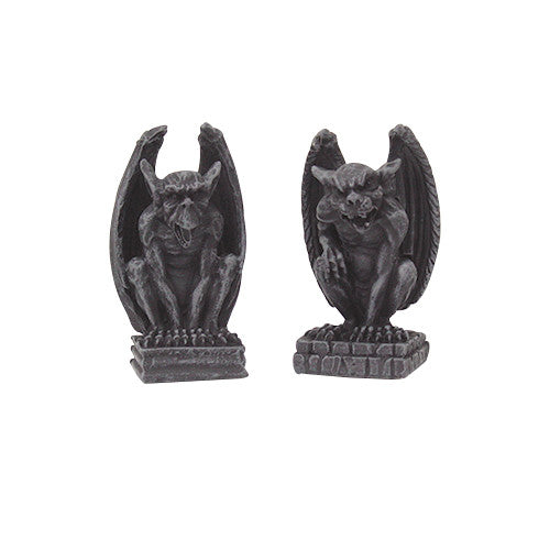 Double Set of Mini Gargoyles - Gemwaith